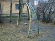 Екатеринбург, ул. Военная, 9: детская площадка возле дома