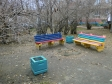 Екатеринбург, ул. Военная, 10: площадка для отдыха возле дома