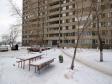 Тольятти, ул. Куйбышева, 32: площадка для отдыха возле дома