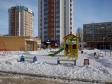 Тольятти, ул. 70 лет Октября, 52: детская площадка возле дома