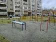 Екатеринбург, ул. Агрономическая, 7: детская площадка возле дома