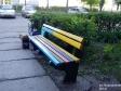 Тольятти, ул. Ворошилова, 35: площадка для отдыха возле дома