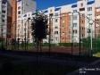 Тольятти, ул. Полякова, 26: спортивная площадка возле дома