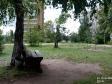 Тольятти, ул. Есенина, 14: площадка для отдыха возле дома
