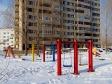 Тольятти, Zheleznodorozhnaya st., 17: детская площадка возле дома