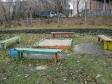 Екатеринбург, ул. Агрономическая, 8: площадка для отдыха возле дома
