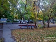 Тольятти, ул. Ворошилова, 6: площадка для отдыха возле дома
