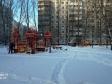 Тольятти, ул. Ворошилова, 16: детская площадка возле дома