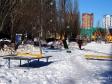 Тольятти, Tsvetnoy blvd., 1: спортивная площадка возле дома