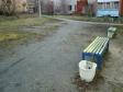 Екатеринбург, ул. Военная, 16: площадка для отдыха возле дома