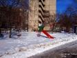Тольятти, ул. 40 лет Победы, 98: детская площадка возле дома