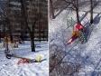 Тольятти, 40 Let Pobedi st., 100: детская площадка возле дома