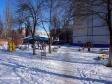 Тольятти, ул. Ворошилова, 65: детская площадка возле дома