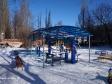 Тольятти, ул. Ворошилова, 65: спортивная площадка возле дома