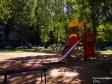 Тольятти, б-р. Космонавтов, 4: детская площадка возле дома