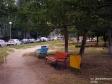 Тольятти, ул. Дзержинского, 38: площадка для отдыха возле дома