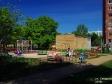 Тольятти, ул. Свердлова, 5: детская площадка возле дома