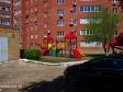 Тольятти, ул. Ворошилова, 69: детская площадка возле дома