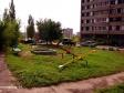 Тольятти, проезд. Майский, 64: детская площадка возле дома