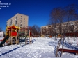 Тольятти, ул. Носова, 21: детская площадка возле дома