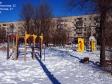 Тольятти, ул. Носова, 21: спортивная площадка возле дома