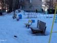 Тольятти, ул. Носова, 21: площадка для отдыха возле дома