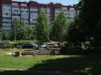 Тольятти, ул. Автостроителей, 72А: детская площадка возле дома