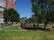 Тольятти, ул. Автостроителей, 74: детская площадка возле дома