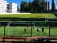 Тольятти, ул. Автостроителей, 74: спортивная площадка возле дома