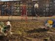 Екатеринбург, ул. Дорожная, 17: детская площадка возле дома