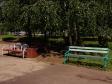 Тольятти, ул. Дзержинского, 25: площадка для отдыха возле дома