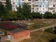 Тольятти, ул. Автостроителей, 1: детская площадка возле дома
