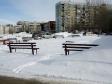 Тольятти, ул. Льва Яшина, 7: площадка для отдыха возле дома