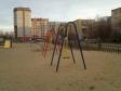 Екатеринбург, ул. Авиаторов, 10: детская площадка возле дома