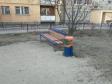 Екатеринбург, ул. Латвийская, 3: площадка для отдыха возле дома