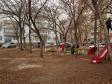 Тольятти, ул. Революционная, 22: детская площадка возле дома