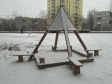 Екатеринбург, ул. Советская, 10: детская площадка возле дома