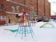 Тольятти, ул. 70 лет Октября, 60: спортивная площадка возле дома