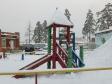 Екатеринбург, Okrainnaya st., 37: детская площадка возле дома