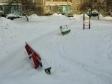 Екатеринбург, ул. Академика Постовского, 16: площадка для отдыха возле дома