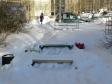Екатеринбург, б-р. Денисова-Уральского, 16: площадка для отдыха возле дома