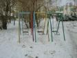 Екатеринбург, ул. Братская, 14: детская площадка возле дома