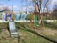 Краснодар, ул. Ковалева, 12: детская площадка возле дома