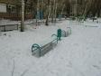 Екатеринбург, ул. Амундсена, 64: площадка для отдыха возле дома