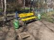 Краснодар, ул. Атарбекова, 9: площадка для отдыха возле дома