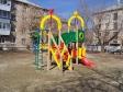 Екатеринбург, ул. Санаторная, 13: детская площадка возле дома