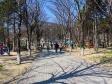 Краснодар, ул. Атарбекова, 27: площадка для отдыха возле дома