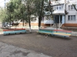 Краснодар, ул. Яна Полуяна, 46: площадка для отдыха возле дома