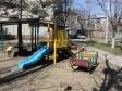Краснодар, Atarbekov st., 11: детская площадка возле дома