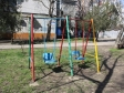 Краснодар, ул. Яна Полуяна, 56: детская площадка возле дома